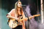 Amaia Tirapu, cantante, guitarrista y teclista de Kokoshca