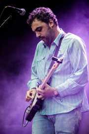 Iñaki López, guitarrista de Kokoshca