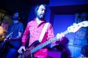 Marcos Montoto -voz y guitarra- y Juancho López -bajo- de Peralta, , . 2013