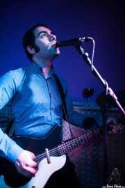 Ángel Kaplan, guitarrista de Peralta, , . 2013