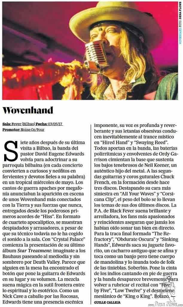 Zarata-Mondo Sonoro 251, junio de 2017 (pág. 12) (, , )