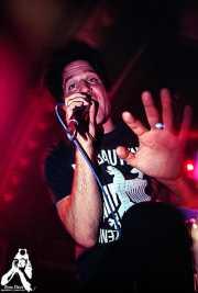 Eric Davidson, cantante de New Bomb Turks (Kafe Antzokia, Bilbao, )
