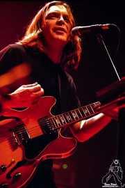 Norman Blake, cantante, guitarrista y xilofonista de Teenage Fanclub (Kafe Antzokia, Bilbao, )