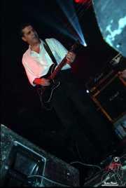 """Enrique Sáenz de Villaverde """"KIke"""", guitarrista de Doctor Deseo (Sala Jam, Bergara, )"""