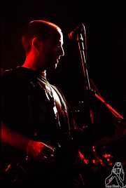 Álvaro Real, cantante y guitarrista de El Inquilino Comunista (Esparrago Rock 2001, Jerez de la Frontera, )