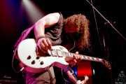 Xabi Garre, cantante y guitarrista de Señor No (Xabi Garre, cantante y guitarrista de Señor No, Bilbao, )