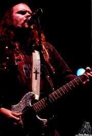 Blaine Cartwright, cantante y guitarrista de Nashville Pussy (Serie Z, Jerez de la Frontera, )