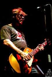 "Dan ""Thunder"" Bolton, guitarrista de Supersuckers (Festival Serie Z, Jerez de la Frontera, )"