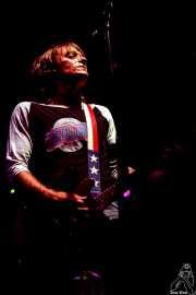 """Ron """"Rontrose"""" Heathman, guitarrista de Supersuckers (Festival Serie Z, Jerez de la Frontera, )"""