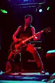 Arturo Ibáñez, guitarrista de Nuevo Catecismo Católico