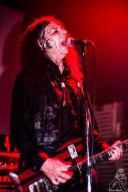 Fred Cole, cantante y guitarrista de Dead Moon (Hell Dorado, Vitoria-Gasteiz, )