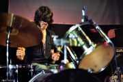 Patxi López Monasterio, baterista de Paniks (Hell Dorado, Vitoria-Gasteiz, )