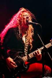 Ruyter Suys, guitarrista de Nashville Pussy (Kafe Antzokia, Bilbao, )