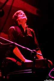 Martin Hederos, teclista de The Soundtrack of Our Lives (Kafe Antzokia, Bilbao, )