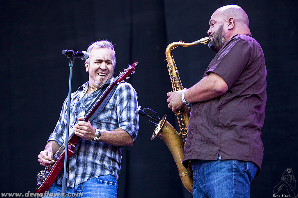 JJ Grey and Mofro Azkena Rock Festival 2013