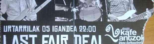 Last Fair Deal: el mejor power trío blues-rockero