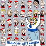 cartel aste nagusia 2014