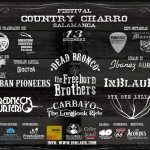 Cartel del Festival Country Charro 2014