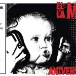 Invitacion 30 aniversario muga taberna
