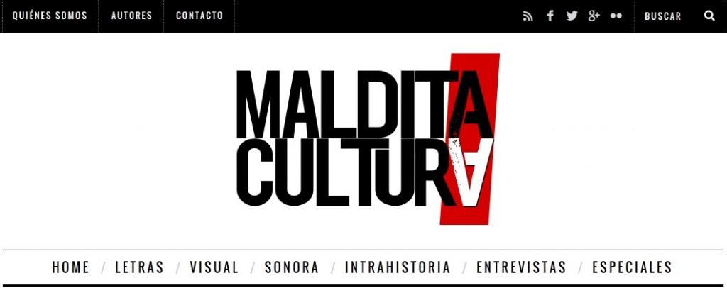 Ir a Maldita cultura