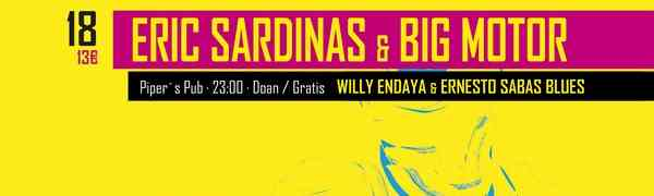 Festival Internacional de Blues de Getxo 2015