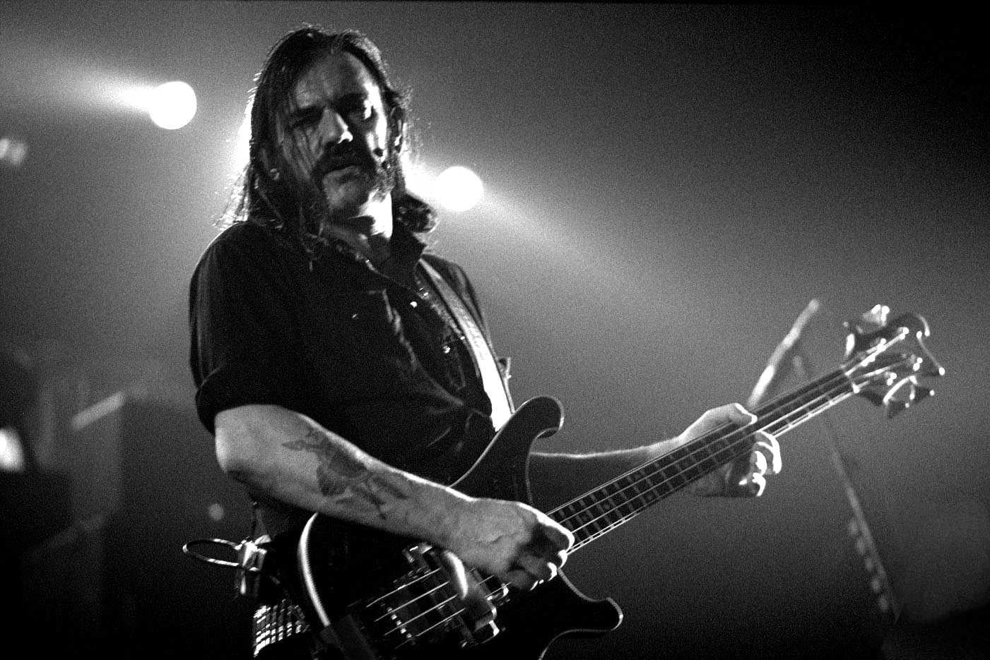 Lemmy Kilmister de Motorhead por Iker Zubia en In focus 5