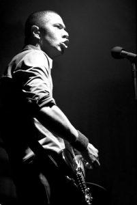 Danko Jones (Sala Jam, Bergara, 1/X/01) por Dena Flows