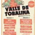 Cartel de Festivallle Tobalina 2017