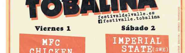 Festivalle Tobalina 2017