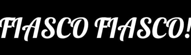 [AUTOBOMBO] Me entrevista Holden Fiasco para su blog Fiasco, Fiasco!