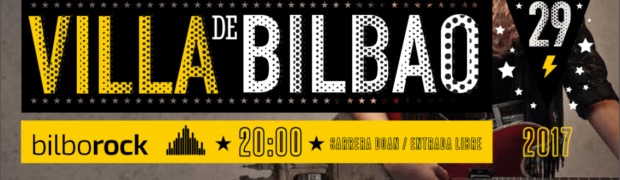 XIX Concurso Pop-Rock Villa de Bilbao (Final Pop-Rock)