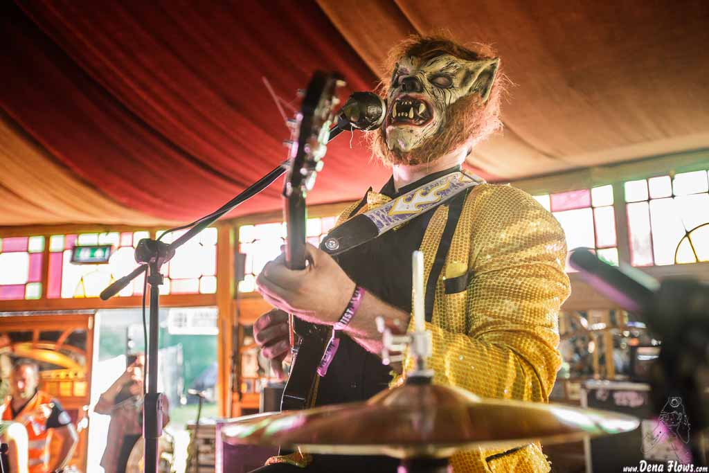 Hombre Lobo Internacional, Azkena Rock Festival 2018, Mendizabala, Vitoria-Gasteiz, 22/VI/2018