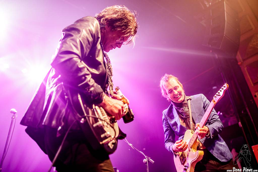 Chuck Prophet & Charlie Sexton And The East River Truckers, Kafe Antzokia, Bilbao, 24/I/2019