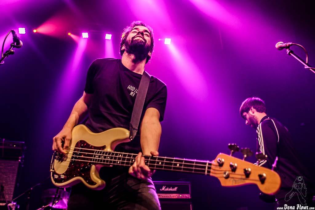 Señores, Izar & Star 2019 Lluvia, hierro y Rock & Roll, Kafe Antzokia, Bilbao, 15/II/2019