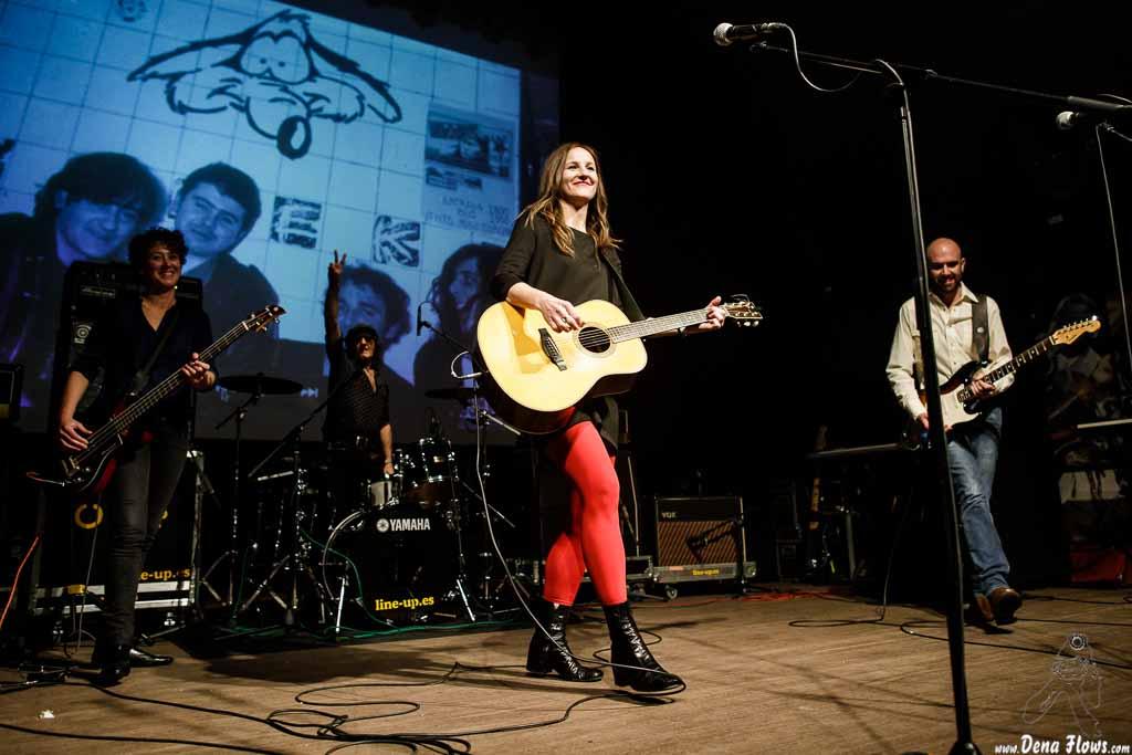 Rosebud, Izar & Star 2019 Lluvia, hierro y Rock & Roll, Kafe Antzokia, Bilbao, 15/II/2019