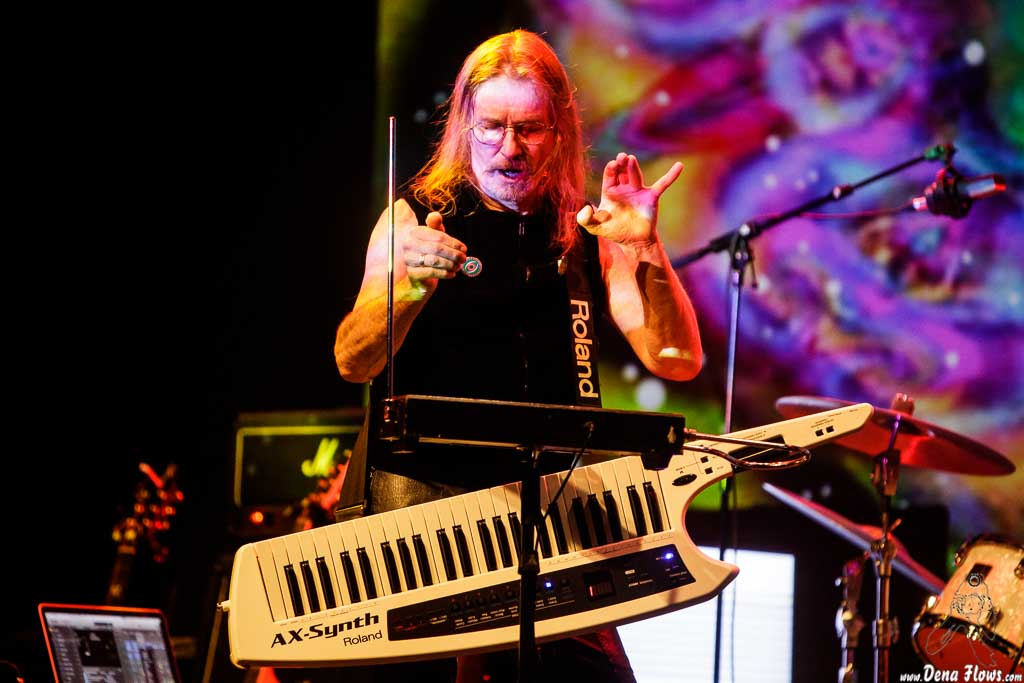 Hawkwind, Ciclo Music Legends 2018, Sala BBK, 8/X/2