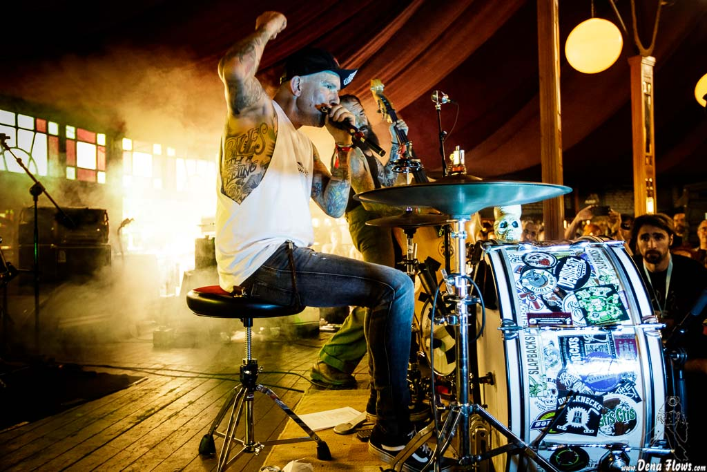 Deadbeatz, Azkena Rock Festival 2019, Trashville, Medizabala, Vitoria-Gasteiz, 22/VI/2019