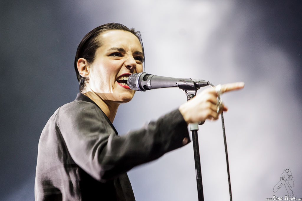 Savages, Bizkaia International Music Experience - BIME 2015, Bilbao Exhibition Centre - BEC, Barakaldo, 31/X/2015