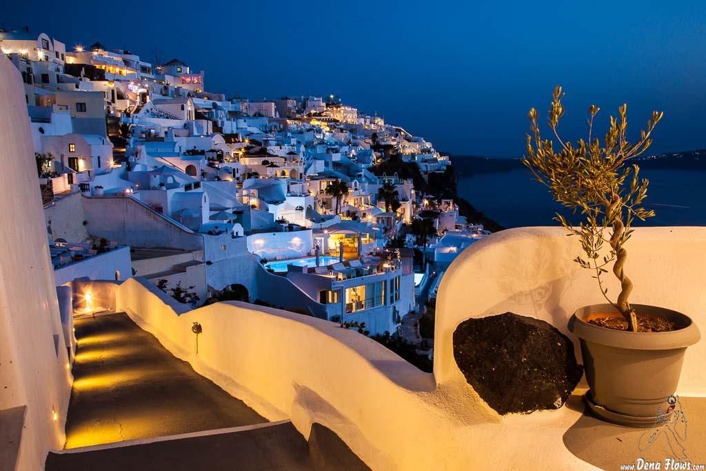Fira, Santorini, Thira, Grecia