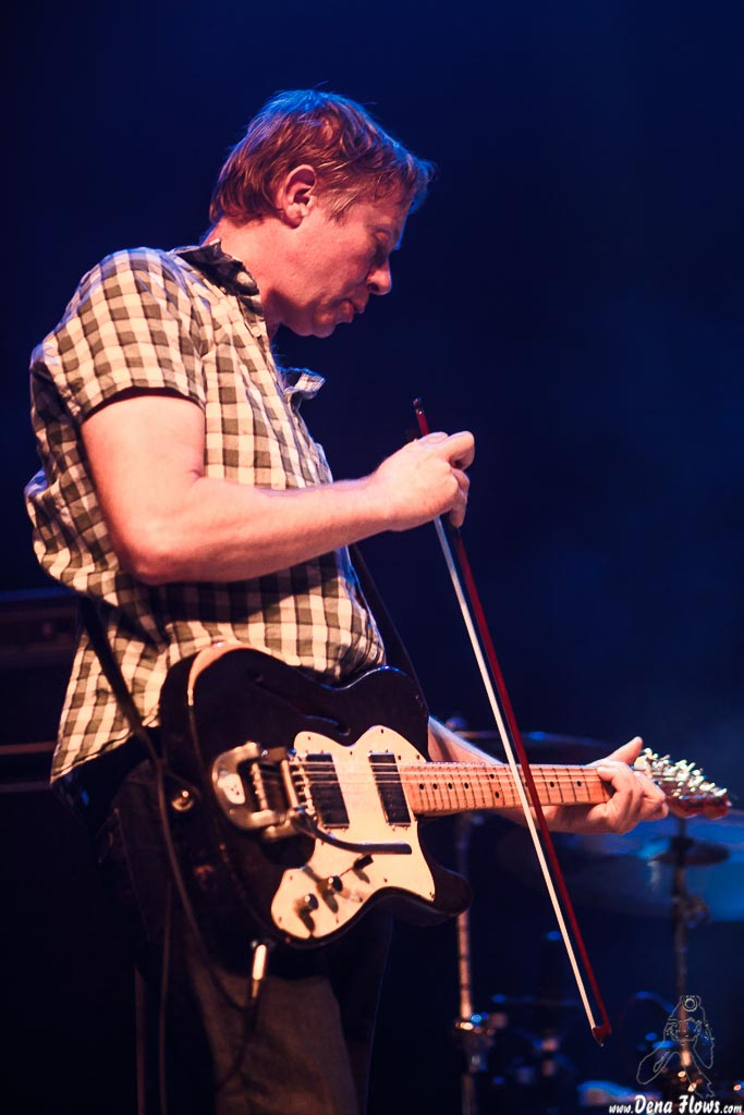 Mick Turner. Fotos por Dena Flows