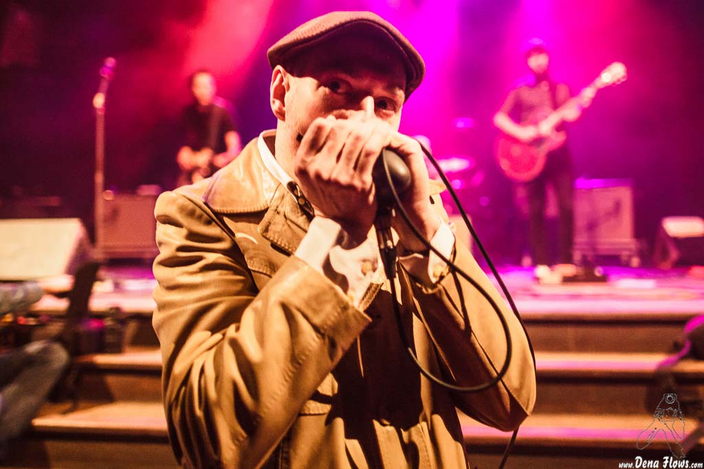 The Allnighters, Ciclo Izar & Star 50! (The Allnighters vs. Dr. Feelgood), Kafe Antzokia, Bilbao, 9/I/2015