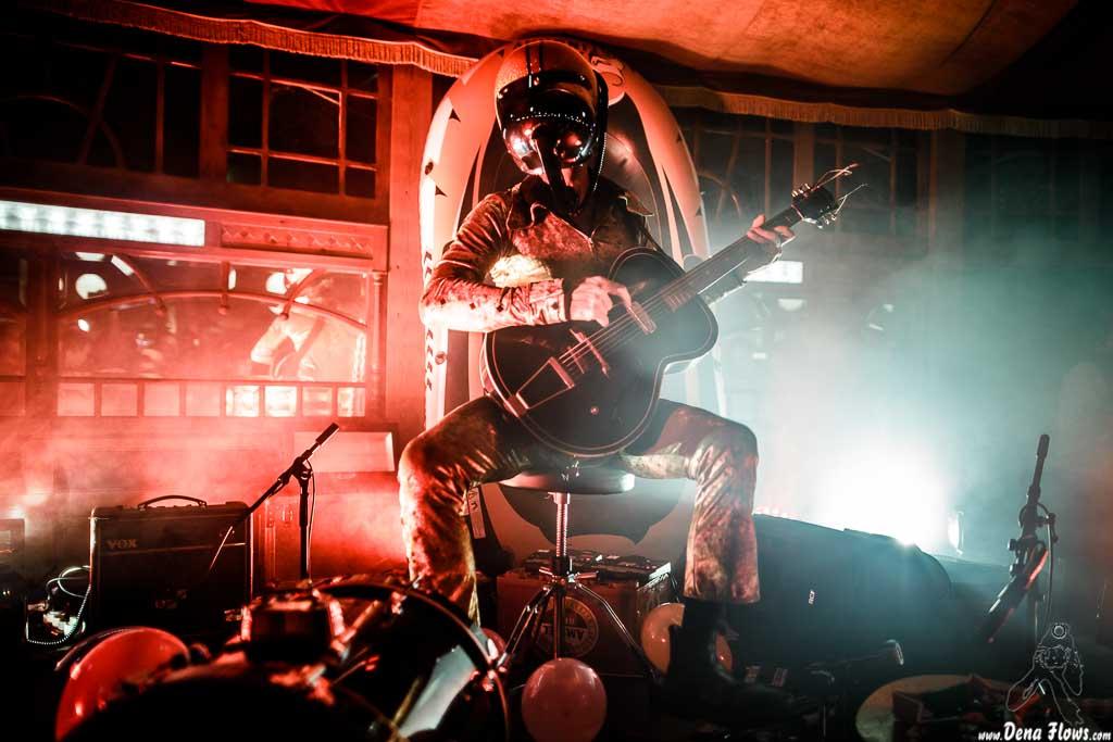 Bob Log III, Azkena Rock Festival 2017, Medizabala, Vitoria-Gasteiz, 24/VI/2017
