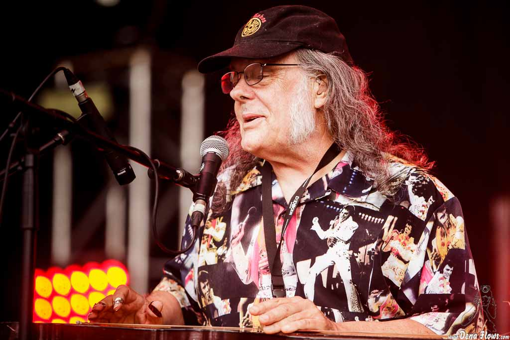 David Lindley, Music Legends Fest 2016, Centro La Ola, Sondika, 10/VI/2016