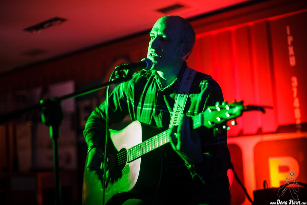 Mikel Rentería, WOP Special Nights 2015, Satélite T, Bilbao, 17/X/2015