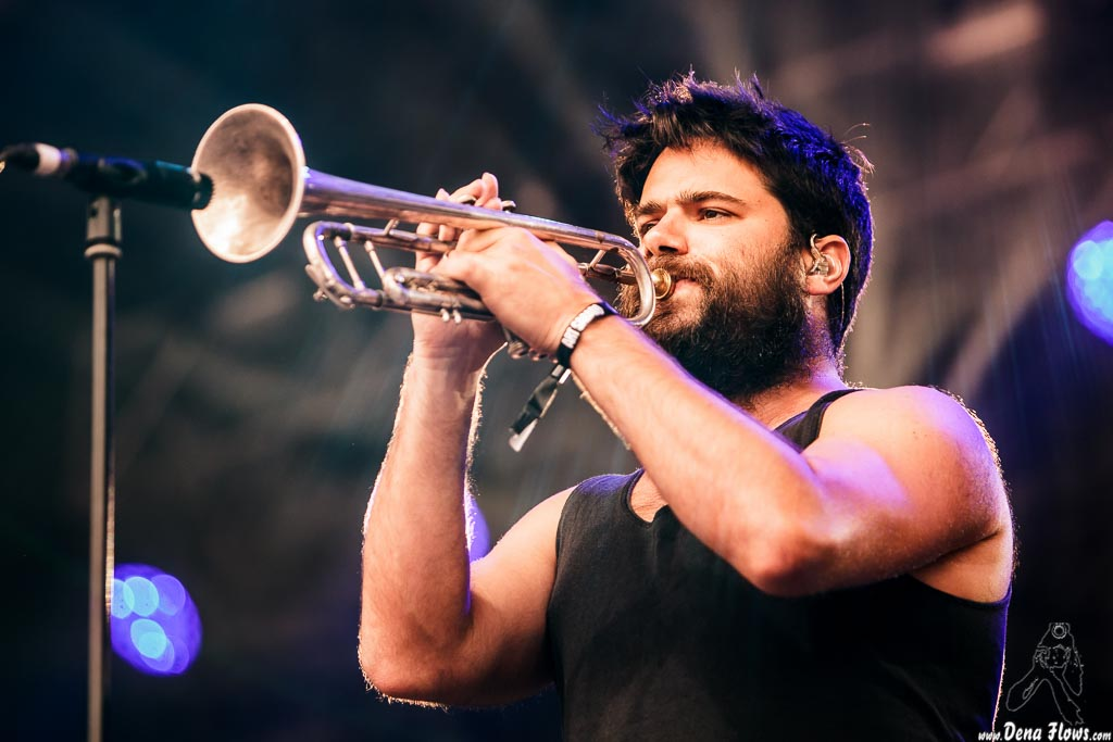 The Cat Empire, Bilbao BBK Live 2015, Kobetamendi, Bilbao, 11/VII/2015