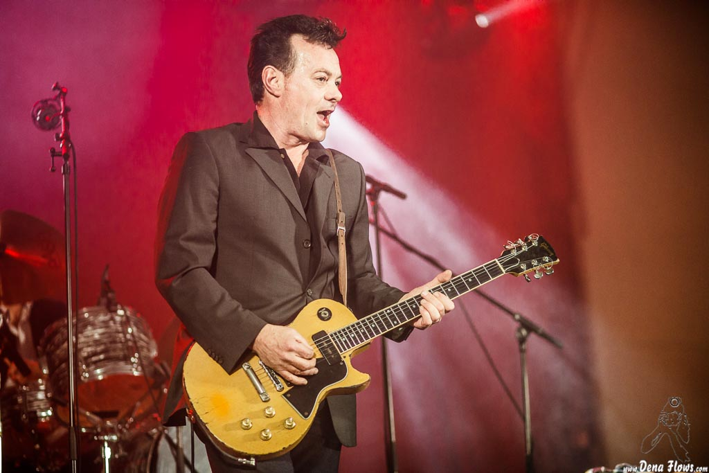 The James Hunter Six, Purple Weekend 2016, Pabellón CHF, León, 9/XII/2016