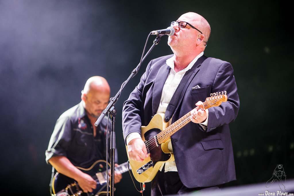 pixies live 2016