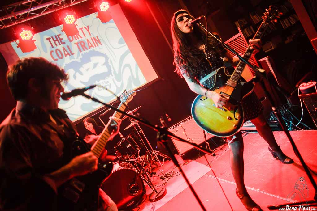 The Dirty Coal Train, Fuzz in the city 2015, Hika Ateneo, Bilbao, 28/III/2015