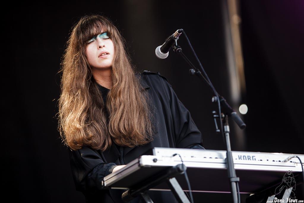 Soledad Vélez, Bilbao BBK Live 2016, Kobetamendi, Bilbao, 9/VII/2016