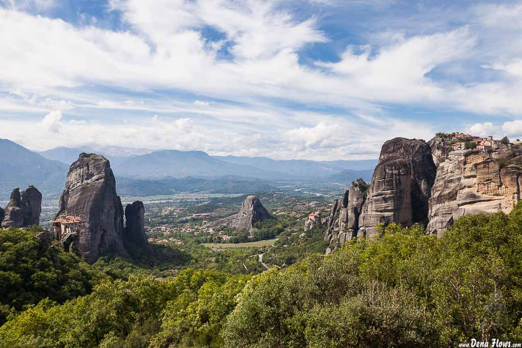 Monasterios de Meteora, Kalambaka, Trikala, Grecia